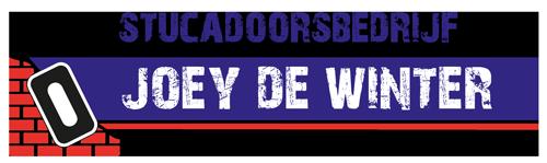 Joey de Winter Stucadoors Zaandam Logo